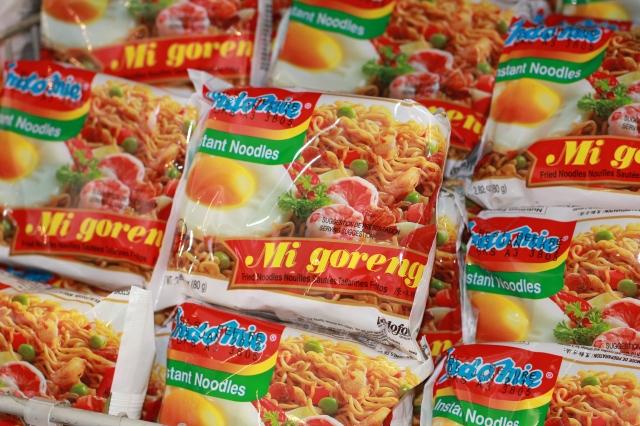 indo mie mi goreng instant noodles