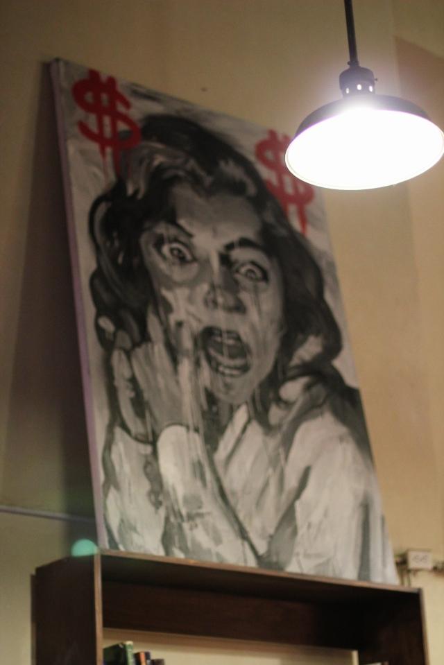 212 pier cafe artwork