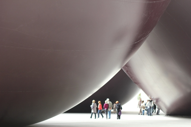 anish kapoor, grand palais