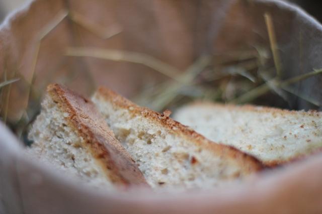 saturne restaurant paris bread basket