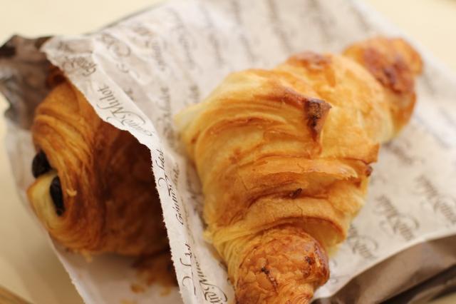 gerard mulot croissant & pain au chocolat