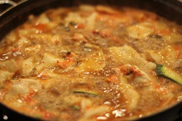 flower crab hotpot ondal 2 restaurant