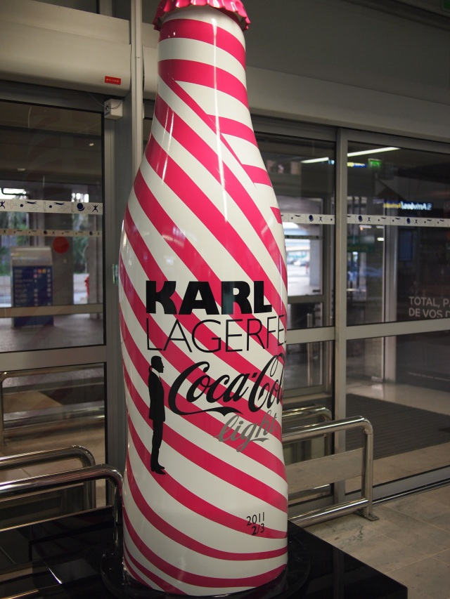 karl lagerfeld coca-cola light