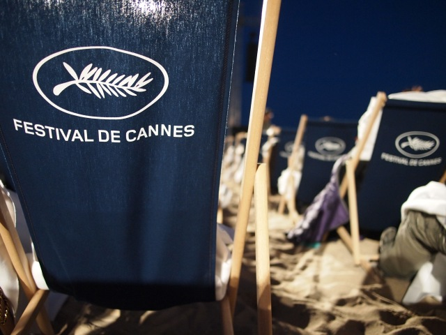 cannes cinema de la plage
