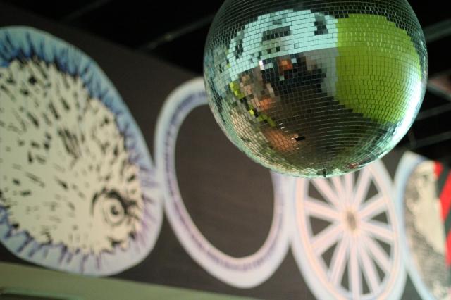 disco ball mandrake