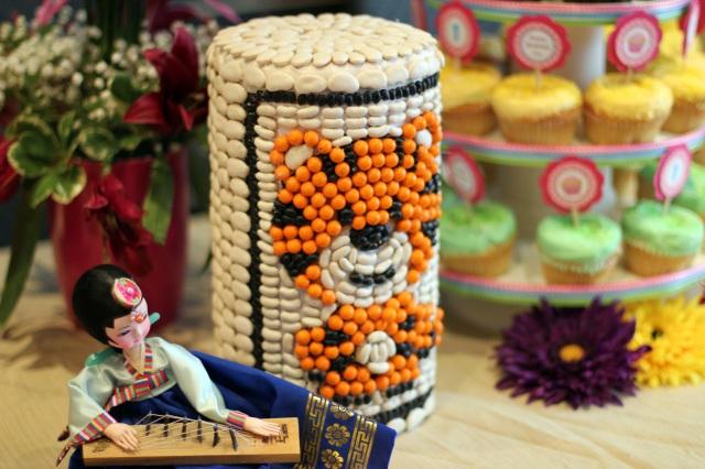 dol birthday cupcakes