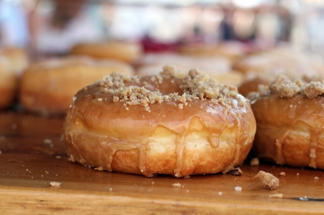dough donuts brooklyn flea