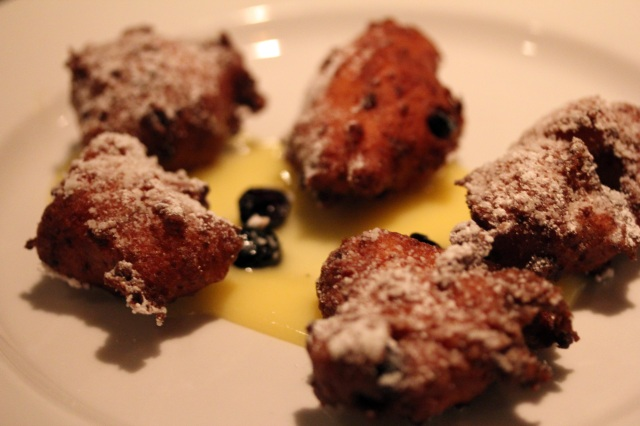 the hungry cat lemon curd beignets