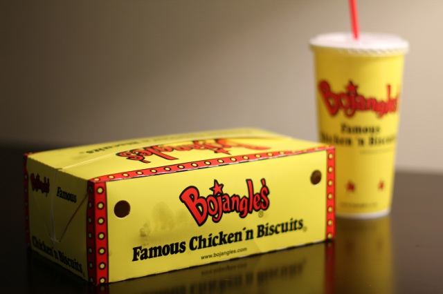 bojangles famous chicken n' biscuits box