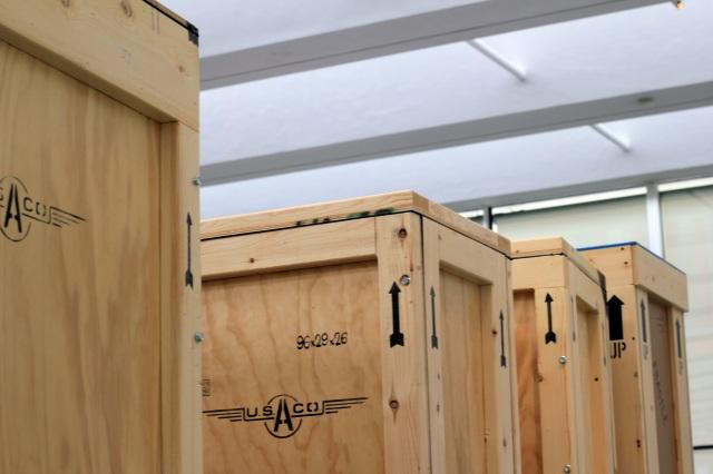 lacma shipping boxes