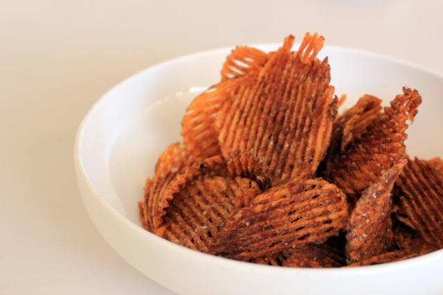 lacma stark bar waffle chips