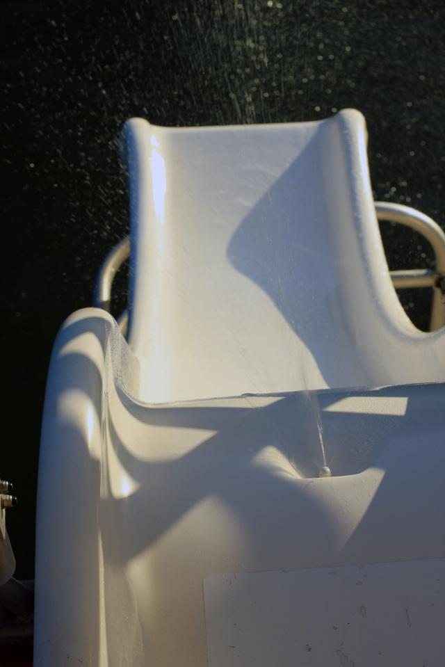 houseboat slide