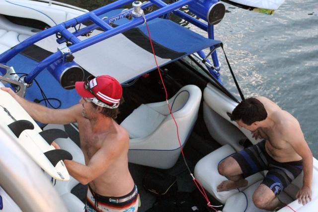 randy's wakesetter boat