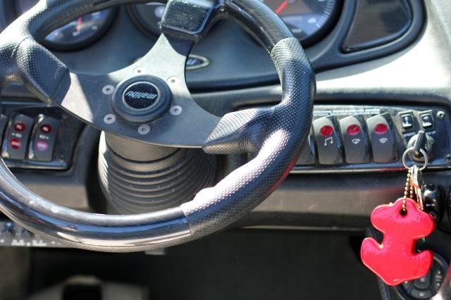 malibu wakesetter driver's seat