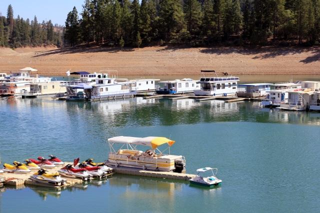 silverthorn marina shasta lake
