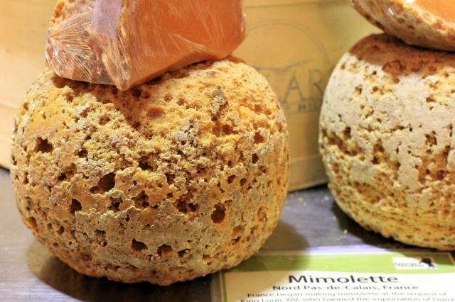 san francisco ferry building cowgirl creamery mimolette cheese