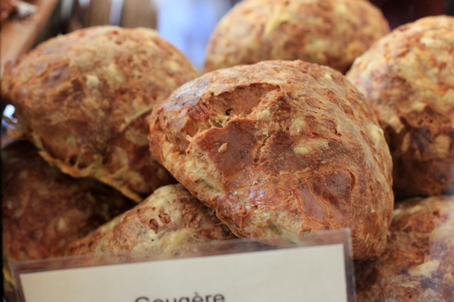 tartine bakery gougeres