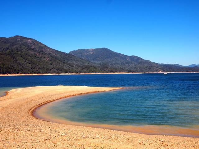shasta lake