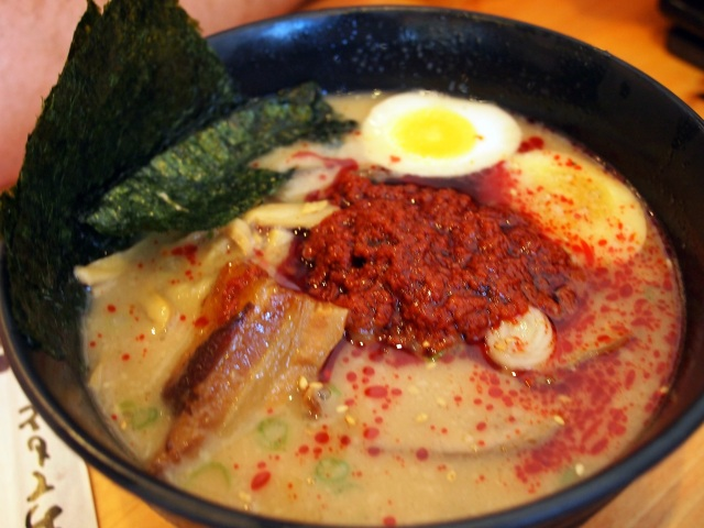 spicy ramen yamadaya culver city