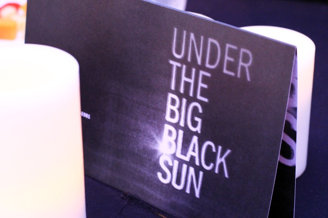 under the big black sun moca geffen