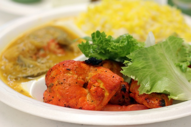tandoori chicken jasmine market culver city