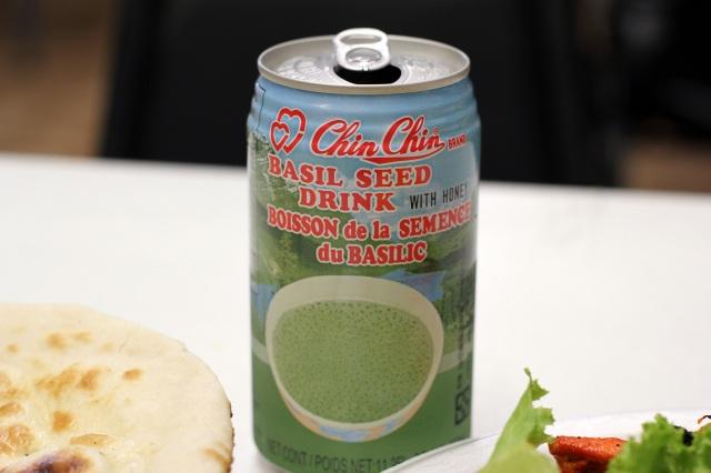 basil seed drink jasmine market culver city