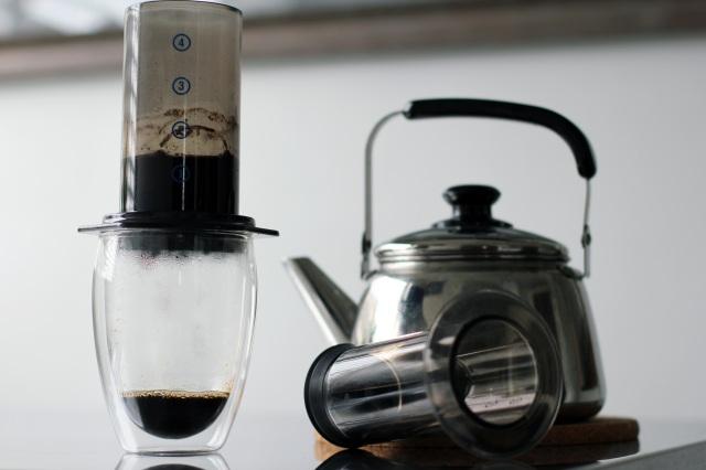 aeropress espresso
