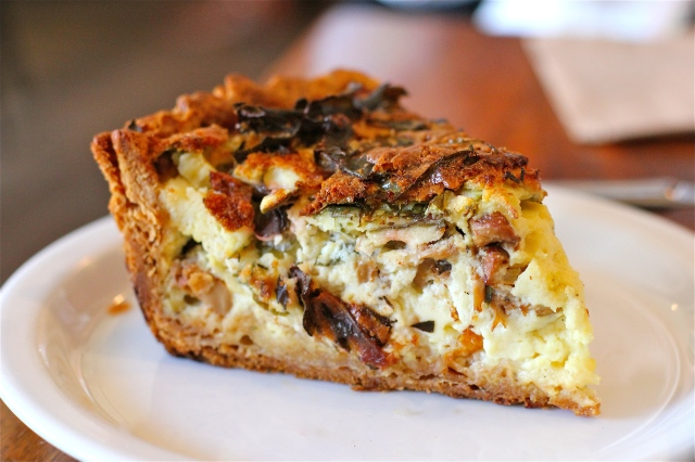 swiss chard quiche tartine bakery san francisco
