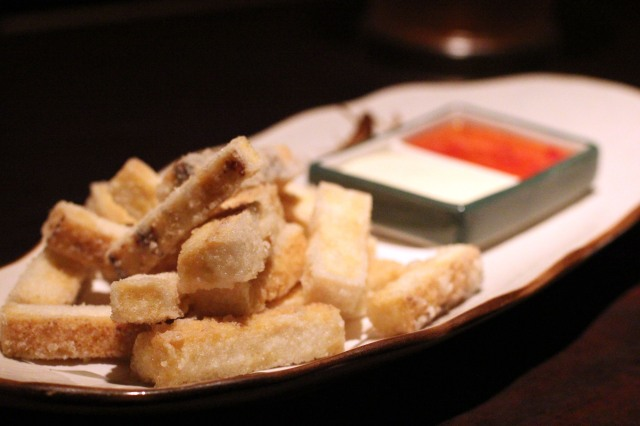 musha izakaya tofu french fries
