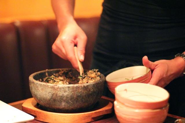 musha izakaya anago meshi eel rice