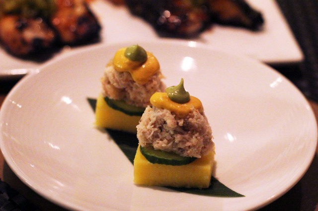 picca los angeles causa snow crab