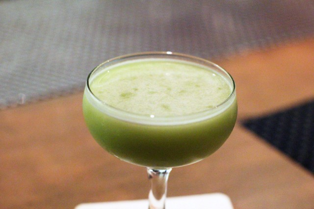 picca los angeles the avocado project cocktail