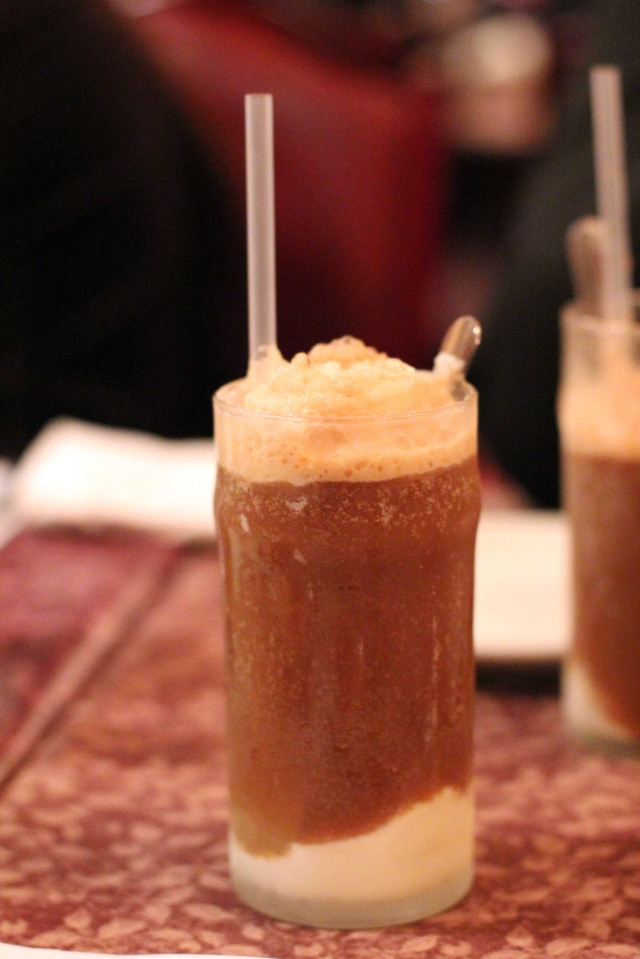piccolo pete's root beer float