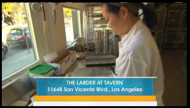the larder at tavern pastry