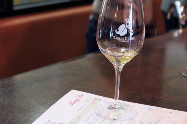 tablas creek vineyard tasting room paso robles