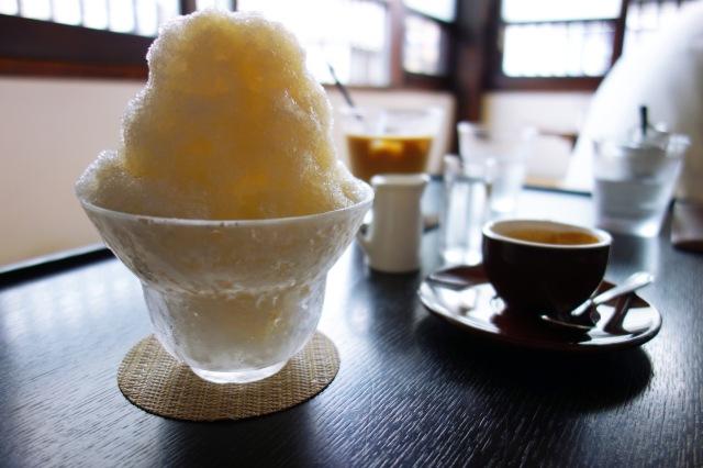 kabaya coffee tokyo ginger ice espresso