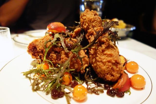 the parish los angeles fried chicken