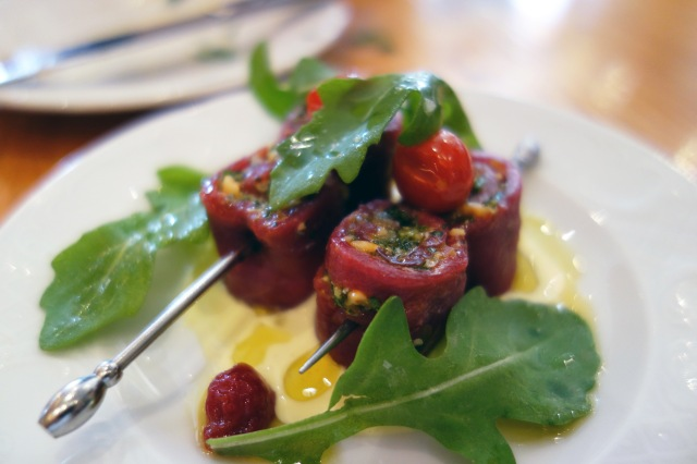 raw braciola torrisi italian specialities nyc