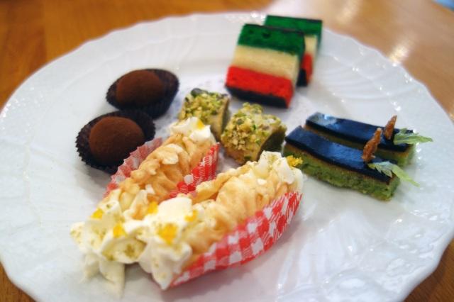 cookie platter torrisi italian specialties nyc