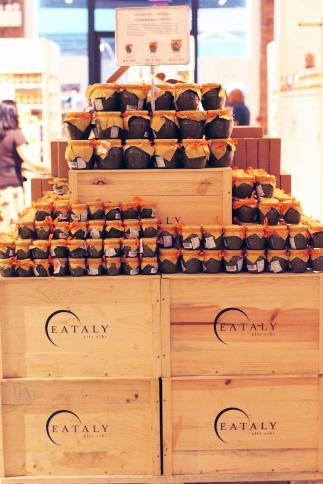 eataly nyc retail display